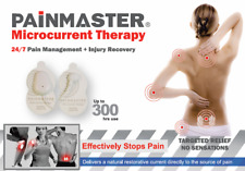 PAINMASTER Micro current Patches -  Pain Relief FDA Approved - TWIN PACK