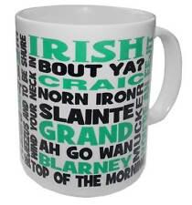 Irish Dialect Mug