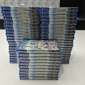 Override: Mech City Brawl Super Charged Mega Edition - PS4 *Lot of 50 Games*
