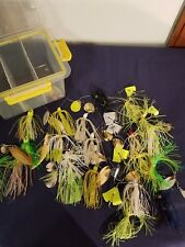 20 PCS Fishing Lures plus box holder