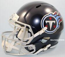 TENNESSEE TITANS - Riddell Full Size SPEED Replica Helmet (2018)