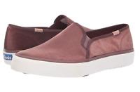 Keds Women's Mauve Double Decker Velvet Shoes