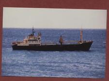m.f.v. Hekla. Revd. M N W Edwards. ltd. ed. postcard db60