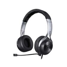LucidSound LS20 Amplified Stereo Powered Universal Gaming Headset Black