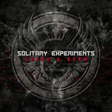 Solitary Experiments - Crash & Burn (Limited Edition) - MCD