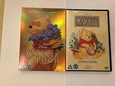 WINNIE THE POOH DISNEY CLASSICS DVD - COMES WITH SHINEY COLLECTORS O RING - NEW