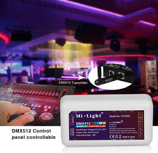 Mi-Light 2.4G DMX 512 RGB+CCT Led Streifen Leiste Strip Controller WIFI Wireless