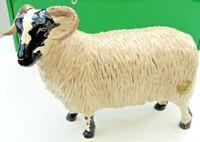 JOHN BESWICK Ceramic Farmyard Animals 2010 - BLACK FACED EWE