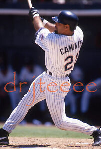 Ken Caminiti SAN DIEGO PADRES - 35mm Baseball Slide (MP1)