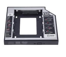 SATA 2nd HDD HD Hard Driver Caddy for 9.5mm Universal CD / DVD-ROM Optical Bay