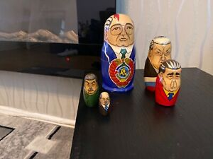 Russian doll presidents