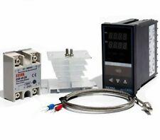 Digital Thermostat Pid Temperature Controller Thermostat 40da Kit Heater Parts