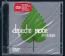 DEPECHE MODE FREELOVE DVD  SINGOLO SINGLE cds SIGILLATO!!!