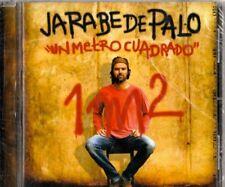 Un Metro Cuadrado 1m2 by Jarabe de Palo (CD, Apr-2005, WEA Latina)