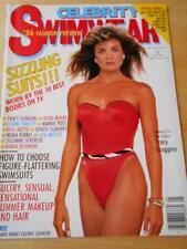CELEBRITY SWIMWEAR Fashion Preview 86 bikini magazine/TRACY SCOGGINS 5-86