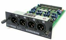YAMAHA MY4-DA OUT 4x XLR Analog OUT Interface für 01V 01V96 AW4416 DM1000 GEWÄHR