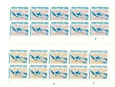 SPECIAL LOT Indonesia 1980 1093-4 - Population Census - 100 Sets of 2v - MNH