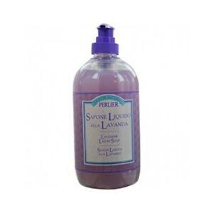 PERLIER LAVENDER LIQUID SOAP - LARGE 16.9 OZ