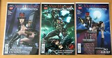 Grimm Fairy Tales : Van Helsing vs. Frankenstein (Set of 3 comics)