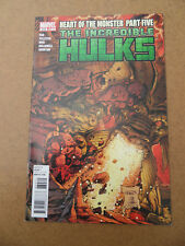 Incredible Hulks  634 . Marvel 2011 . VF