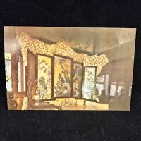 Vintage Post Card Hall Of Ease And Joy China