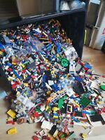 LEGO - 850PCS 1KG LEGO MASTERS BUILDING PACK - GREAT MIX + FREE TOOL!