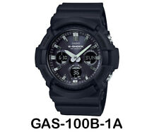100% Authentic Casio G Shock GAS-100B-1A