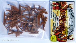 Armies in Plastic Northwest Frontier 1895-1902 Indian Army 1/32 54mm 16 Figs