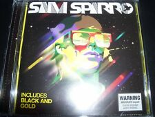 Sam Sparro – Sam Sparro (Feat Black & Gold) Australia CD – Like New