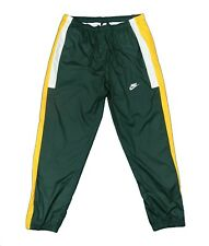 Nike Sportswear Woven Pants Archive Green Gold White Green Bay Packers Large