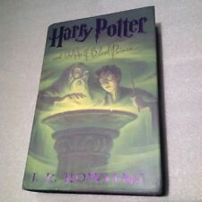 RARE!!! Harry Potter and the Half-Blood Prince 6 by J. K. Rowling 1st / 1st