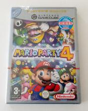 "Jeu Nintendo gamecube ""Mario party 4"" PAL NEUF BLISTER"