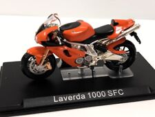 laverda 1000 sfc 1/24 n49 + fascicule grandes motos à collectionner altaya