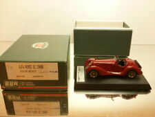 BBR BBR47A ALFA ROMEO 8C 2900B TOURING SWB 1937 - RED 1:43 - EXCELLENT IN BOX