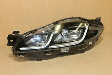 16-19 JAGUAR XJ XJL XJR LIGHT HEADLIGHT ASSEMBLY FULL LED DRL EURO EXCELLENT LH
