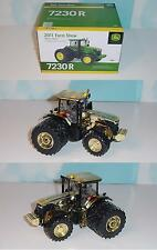"1/32 John Deere ""Gold Edition"" 7230R FSE 2011 Tractor! Free International Ship!"