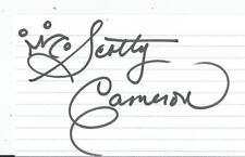 Scotty Cameron signed autograph Golf Putter Designer Legend RARE COA LOOK!!