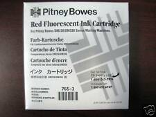 Pitney Bowes 765-3 Red Ink Cartridge-S