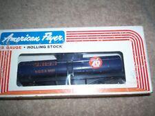 American Flyer #9101 Union Oil Single Dome Tank Car