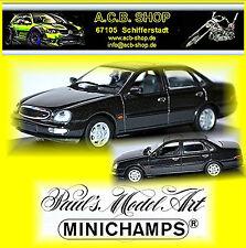 Ford Scorpio ´95 Limousine 1994-98 noir Noir métallisé 1:43 Minichamps