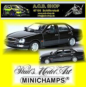 Ford Scorpio ´95 Limousine 1994-98 Black Metallic 1:43 Minichamps