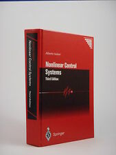 Nonlinear Control Systems, Alberto Isidori 1995 Hardcover, Third Edition  0120