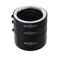 Automatic Focus Marco Extension Tube 13+20+36mm For Canon EOS EF EFS Mount Lens