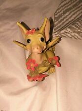 Pocket Dragon -1989- Flowers For You -in Great condition!