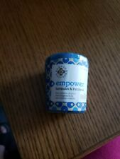Candle EMPOWER  - Root SEEKING BALANCE Votive - 2.1 oz. with essential oils