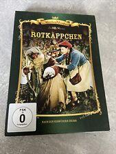 Rotkäppchen DVD DEFA Märchen Klassiker Das Original Box