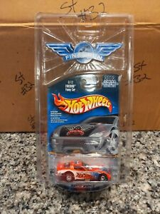 2002 Hot Wheels Final Run #6/12 Firebird Funny Car - LIMITED EDITION NIB