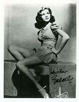 LAUREN BACALL PSA DNA COA Hand Signed 8x10 Photo Autograph Authentic