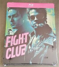 Fight Club (1999) Italy Exclusive Limited Edition Steelbook Region Free Oop