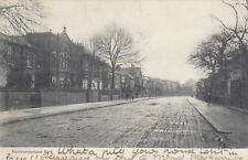 London Postcard. Northumberland Park. Tottenham. Haringey. London. 1905